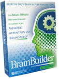 Brain Builder - Close out - All Sales Final - While Supply Lasts! brain, builder, plasticity,Brain Builder,memory,attention,focus,brain exercise,increase memory,increase focus,problem-solving skills,brain building