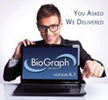 BioGraph Infiniti 6.2 by Thought Technology biograph,biograph infiniti,biograph 6.0,biograph infiniti 6.0,thought technology,thought tech,eeg,biofeedback,emg,hrv,bvp,semg