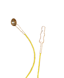 Zengar - Neuroptimal style replacement cup scalp lead by IMA Electronics
