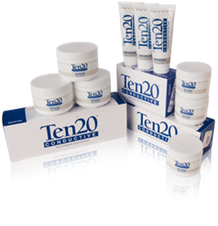 Ten20® Conductive Paste 8 oz jars (3 pk)