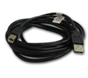 USB 2.0 Cable 10 USB,2.0,2.0 USB,10 ft,10